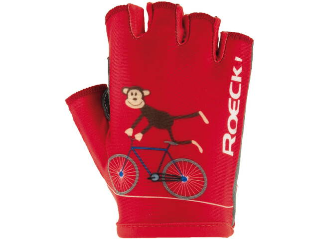 Roeckl Toro Gants Enfant, red